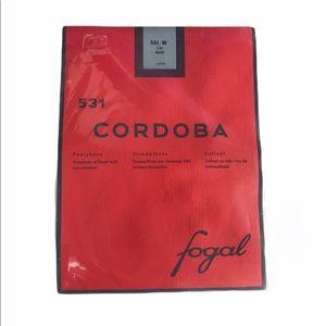 New Cordoba Fogal Pantyhose 531M 139 NUDE